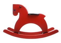 Playsam Swedish Wood Rocking Horse