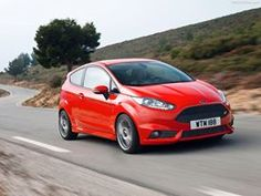 The Ford Fiesta ST