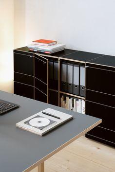 K1 Sideboard I Neuland, Paster & Geldmacher I 2014 I storage II Klopstock I Daniel Kern I 2013 I table I ©Jäger & Jäger