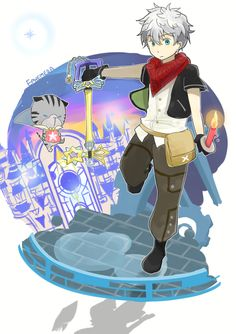 kingdom hearts chi Skuld - Google Search