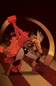 Thor by Joe Quinones