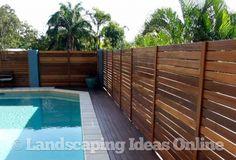 I really love the fence!