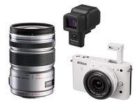 Best interchangeable lens cameras - Digital Cameras: SLR & Compact Cameras