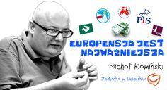 Twój Ruch na Facebooku dystrybuuje grafikę nt. Michała Kamińskiego, który niespodziewanie wystartuje do PE z listy PO.