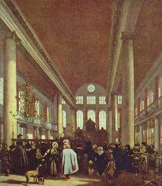 Emanuel de Witte 002 - Geschiedenis van het jodendom in Nederland - Wikipedia
