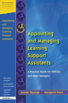 Appointing and Managing Learning Support Assistants: A Pr... https://www.amazon.com/dp/B00KQOCSLO/ref=cm_sw_r_pi_dp_x_piMezb54QFS25
