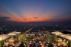 Sora is a stylish sky bar that sits atop the Rosewood Phnom Penh, on the top of Cambodia's tallest building. Sky's the Limit: Best Rooftop Bars in Phnom Penh - Travelogues from Remote Lands Kuala Lumpur, Phuket, Marina Bay Sands, Budapest, Hotel Raphael, Ibiza, Bangkok, Tokyo Ville, Ho Chi Minh Ville