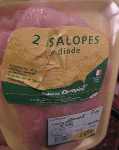 et ouais, ça se mange #dinde #salopes
