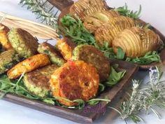 SaraVeg: Miniburger assortiti con Broccoli e Peperoni - Veg...