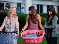 Caroline, Elena, and Bonnie, <i>The Vampire Diaries</i>