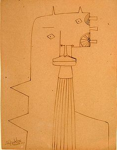 Wifredo Lam illustration - Поиск в Google