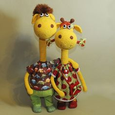 giraffe Pet Toys, Doll Toys, Baby Toys, Giraffe Crochet, Crochet Animals, Crochet Amigurumi, Crochet Toys, Eco Friendly Toys, Stuffed Animal Patterns