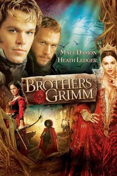 The Brothers Grimm 2005 BRRip 480p 300MB Movie Free Download