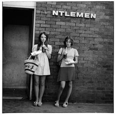 Tom Wood - NTLEMEN, Cowley, Oxford, 1973