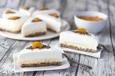 Desať luxusných zákuskov a koláčov - Žena SME Small Desserts, Sweet Desserts, Czech Recipes, Mini Cheesecakes, Desert Recipes, Catering, Sweet Treats, Food And Drink, Yummy Food