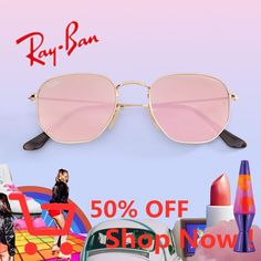 The next revolution // Hexagonal flat lenses boast sharp angles creating a modern spin on a retro classic // Debut Hairstyles, Best Margarita Recipe, Christmas Cards To Make, Color Inspiration, Revolution, Cool Stuff, Stuff To Buy, Covergirl Lipstick, Party