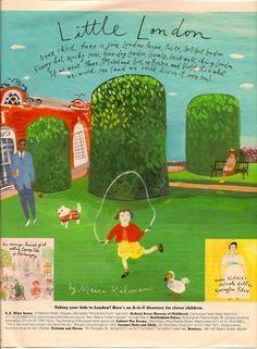 Maira Kalman - Little London