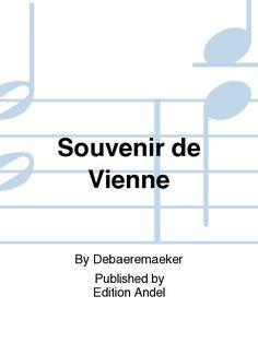 Souvenir de Vienne