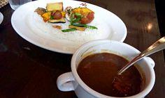 """Beef curry  (""""Monsieur yosuke"""" in Tokyo)"""