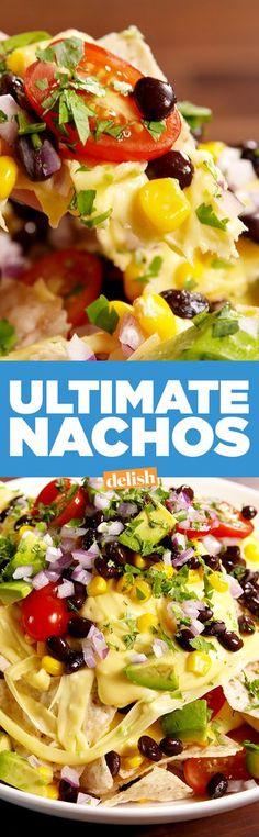 Ultimate Nachos Delish