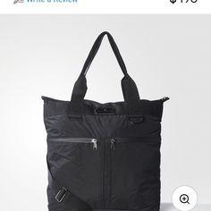 7abfff2d0b99 Adidas Stella McCartney big sports bag Black big sports bag. Love it but  already have