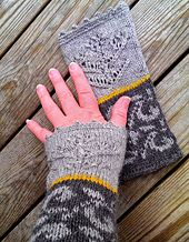 Ravelry: My Inner Viking pattern by Helle Slente Design