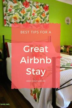 11 helpful Tips for a successful AirBnB stay in Australia. From creating a profile, to searching for hosts and having a great stay.