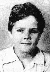 Henry Lee Lucas, cute little boy