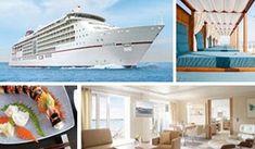 Gewinne mit e-hoi Schweiz eine 10-tägige Luxuskreuzfahrt für zwei Personen in einer Ocean Suite mit Veranda, inklusive Anreise mit dem Flugzeug, im Wert von CHF 11'800.- https://www.alle-schweizer-wettbewerbe.ch/10-taegige-luxuskreuzfahrt-zu-gewinnen/
