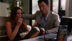 "Burn Notice 3x13 ""Enemies Closer"" - Michael Westen (Jeffrey Donovan) & Fiona Glenanne (Gabrielle Anwar)"
