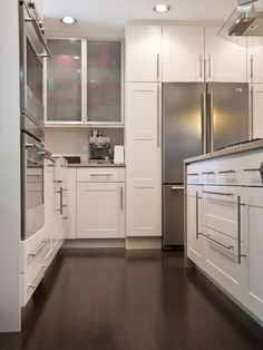 Enclosed, encased refrigerator...