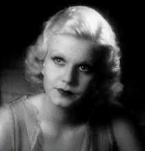 Jean Harlow - in Red Dust (1932)