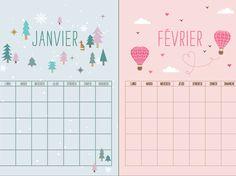 Un petit cadeau, ça ne se refuse pas ! Découvrez vite notre calendrier perpétuel à imprimer chez soi sur du joli papier.