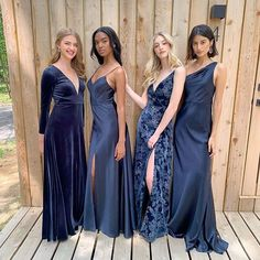These are our kind of blues 💙! @jennyyoonyc has the newest collection of bridesmaids 👇! . . . #jennyyoonyc #jennyyoobridesmaids #jennyyoo #bridesmaids #bridaldress #weddingdress #somethingblue #blue #gettingmarried #bridalparty #brid