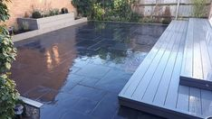 An excellent piece on Black Limestone by Azpects Stockists Primethorpe Paving Easy S, Landscaping Tips, Landscape, Outdoor Decor, Black, Scenery, Black People, Landscape Paintings, Corner Landscaping