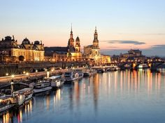 Tagesausflug Dresden November - Hotel Novalis Dresden