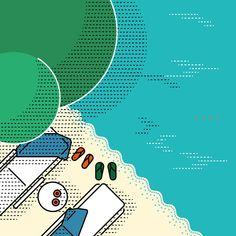 3박5일간의 여행 - 디지털 아트 · 브랜딩/편집 · 일러스트레이션, 디지털 아트, 브랜딩/편집, 일러스트레이션, 디지털 아트, 일러스트레이션 Map Design, Icon Design, Line Illustration, Illustrations, Travel Drawing, Graphic Design Posters, Cebu, Line Art, Drawings