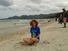 Chaweng Beach (หาดเฉวง) en เกาะสมุย, จังหวัดสุราษฎร์ธานี