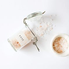 Make this amazing rose body scrub with all natural ingredients.