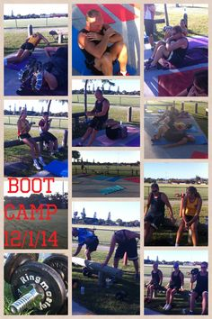 BFD boot camp