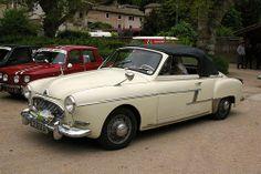 Renault Frégate Cabriolet by Letourneur & Marchand 1959 (sur base Transfluide type R1104)