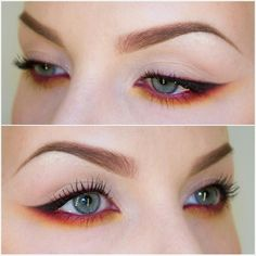Fiery Liner - so gorgeous.