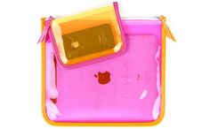 This Clearly Cool iPad Bag | 22 Beach Products You Absolutely Need This Summer