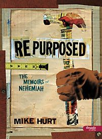 Repurposed: Memoirs of Nehemiah - Member Book is a young adult Bible Study reveals the story of Nehemiah and how his effort to rebuild the walls of Jerusalem translate to rebuilding our community of faith.