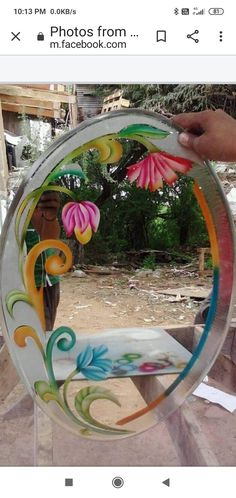 Window Glass Design, Etched Mirror, Glass Etching, Fancy, Mirrors, Decor, Decoration, Decorating, Mirror