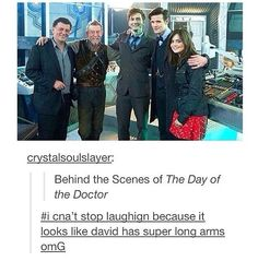 It does!! David Tennant is too amazing for all of us