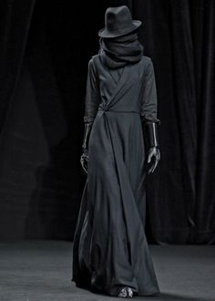 "A.F. Vandevoorst : Fall/Winter 2012/13   ""Absence is the new presence. Anonymity is the new celebrity."""