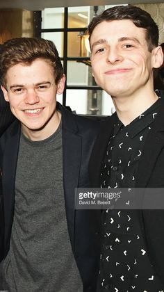 Sam Clemmett, Scorpius And Albus, Anthony Boyle, Cursed Child, Most Beautiful Man, Harry Potter, Rest, Actors, Actor