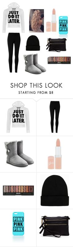 """""""Days You Can't Even Try"""" by photogrpahyphreak on Polyvore featuring WearAll, Max Studio, UGG Australia, Rimmel and NLY Accessories"""