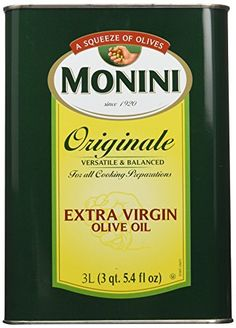 Monini Originale Extra Virgin Olive Oil, 101.4 Fluid Ounce *** Don't get left behind, see this great product